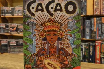 Cacao doos