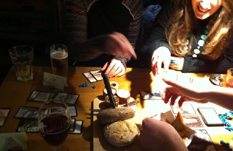board game middag lab
