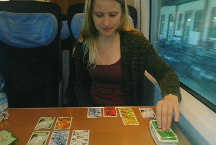 coloretto trein