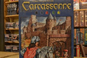 afbeelding doos Carcassonne