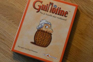 guillotine doos