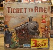 ticket to ride artikel