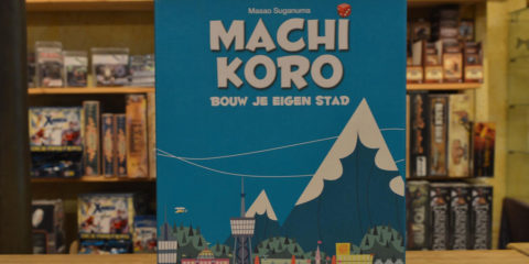 exemplaar doos Machi Koro